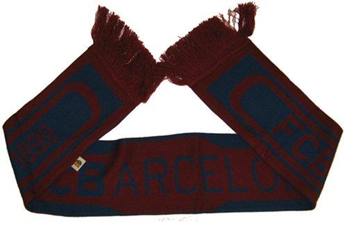 FC Barcelona 1899 Soccer Team Scarf