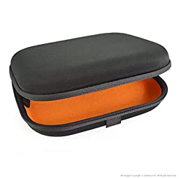 Geekria EJB-0039-02 Headphone Case (Black Fabric)