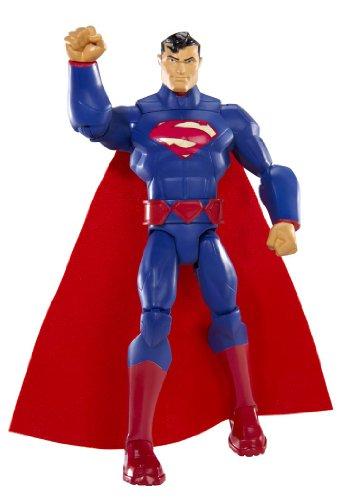 "DC Comics Total Heroes Superman 6"" Action Figure"