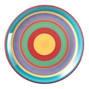 New Ceramic Striped Side Plates Set Of 4 Colourful Interiors Inside Ideas Interiors design about Everything [magnanprojects.com]