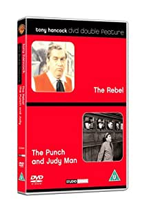 Tony Hancock: The Rebel / The Punch And Judy Man [DVD]