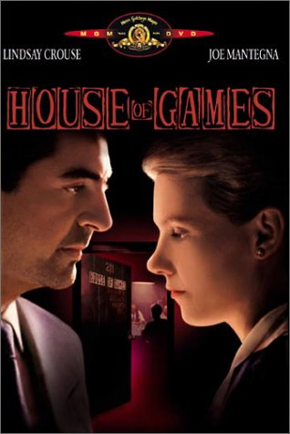 Cover art for  House of Games