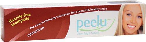 Cinnamon Toothpaste Fluoride Free 3 Oz (85 Grams) Paste