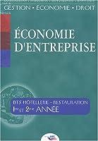 Economie d'Entreprise BTS Hôtellerie-Restauration 1ère et 2ème années