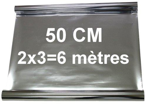 Aerzetix-2x36-mtres-50-cm-Film-solaire-teint-SILVER-ARGENT-EFFET-MIROIR-pour-vitre-fentre-auto-voiture-velux-btiment