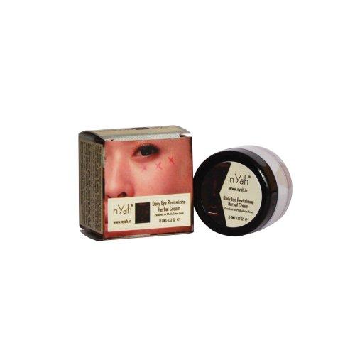 Nyah Daily Eye Revitalizing Herbal Cream (15 Grams)