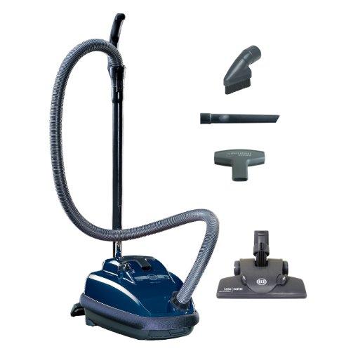 Sebo Vacuums 9679AM Airbelt K2 Kombi Canister Vacuum, Dark Blue