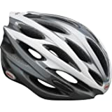 Bell Lumen White / Silver Mens Cycling Safety Road Bike Lid Helmet 58-62cm LARGE