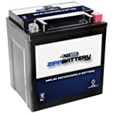 YTX30L-BS High Performance Power Sports Battery
