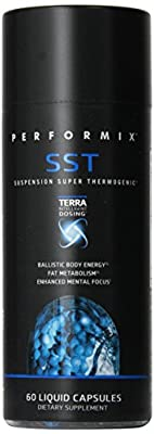 Performix - SST Suspension Super Thermogenic - 60 Licaps