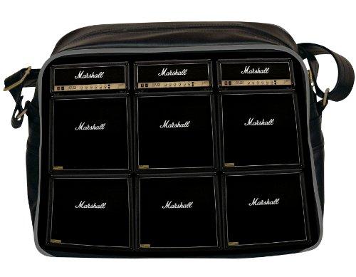 marshall-mar002-stampato-borsa-a-tracolla-da-uomo-accessorio-da-viaggio-nero-taglia-unica