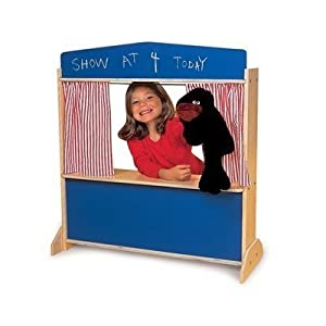 Whitney Bros Puppet Theater by Whitney Bros