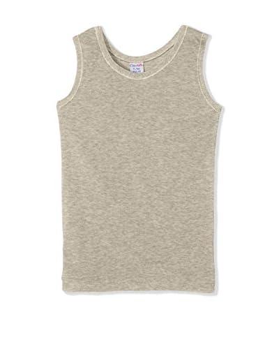 COTONELLA Look&Trend Pack x 3 Camisetas Interiores Azul