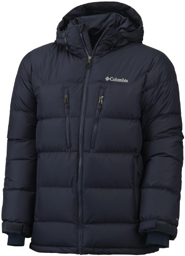 Columbia-Herren-Jacke-Alaskan-II-Down-Hooded-Jacket-Abyss-S-WM5491