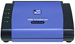 Cisco-Linksys PPS1UW EtherFast Wireless-Ready USB PrintServer
