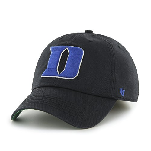 NCAA Duke Blue Devils Franchise Fitted Hat, XX-Large, Black (Blue Devils 2014 compare prices)