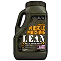 Grenade Muscle Machine All-in-one Lean Gainer, 1.84 Kg (Strawberry Cream)