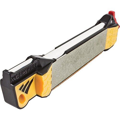 Darex Work Sharp Wsgfs221 Guided Field Sharpener 2.2.1 W/ Five Abrasive Steps