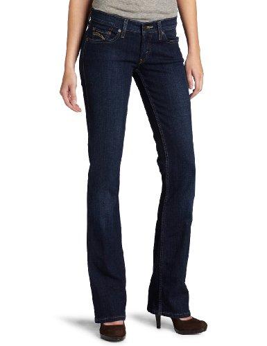 Levi's 李维斯 524 Boot Cut Jeans 女士喇叭牛仔裤美国亚马逊