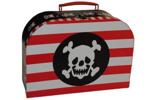Kinderkoffer in 3 Größen ! Pirat Totenkopf