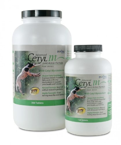 Cetyl Advanced Cetyl M® für Hunde 360 Tabletten
