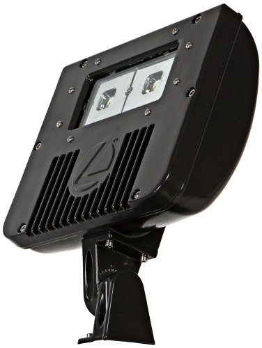 "Industrial 7 3/4"" High Dark Bronze 41-Watt Led Floodlight"