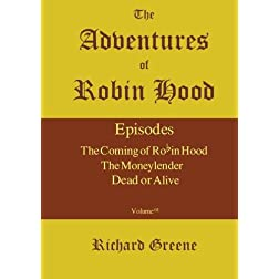 The Adventures of Robin Hood - Volume 01