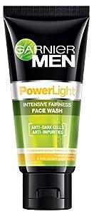Garnier Men Power Light Face Wash