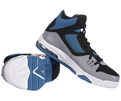 32375133e8d pictures of Air Jordan Flight 23 RST - Stealth / White-Black-Shadow Blue