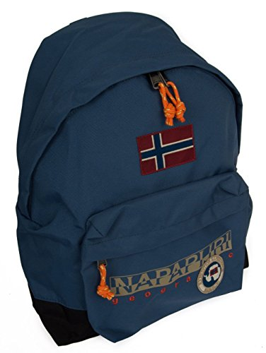 Napapijri zaino backpack north cape blue marine 4BNN3R13