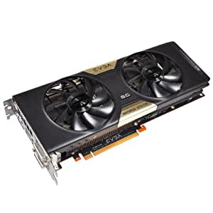 EVGA GeForce GTX 770 Superclocked with ACX Cooler 4 GB GDDR5 256-Bit Dual-Link DVI-I/DVI-D HDMI DP SLI Ready Graphics Card 04G-P4-3774-KR
