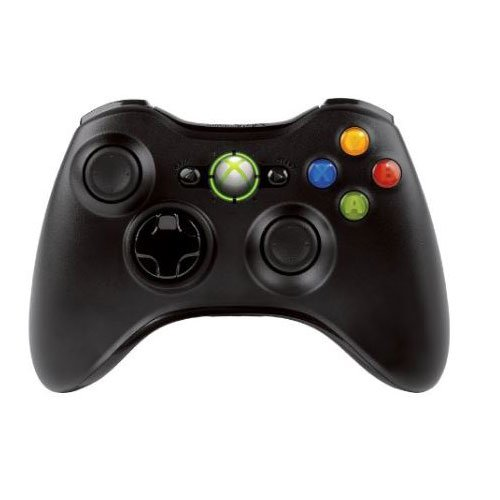 Xbox 360 Wireless Controller for Windows with Windows Wireless Receiver
