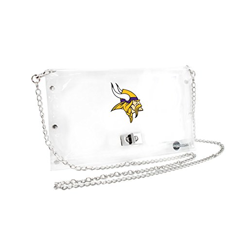 Minnesota Vikings Clear Bag, Vikings Clear Bag, Vikings Clear Bags ...
