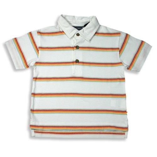 Kitestrings - Toddler Boys Short Sleeved Polo, White, Multi - Buy Kitestrings - Toddler Boys Short Sleeved Polo, White, Multi - Purchase Kitestrings - Toddler Boys Short Sleeved Polo, White, Multi (KITESTRINGS, KITESTRINGS Boys Shirts, Apparel, Departments, Kids & Baby, Boys, Shirts, T-Shirts, Short-Sleeve, Short-Sleeve T-Shirts, Boys Short-Sleeve T-Shirts)