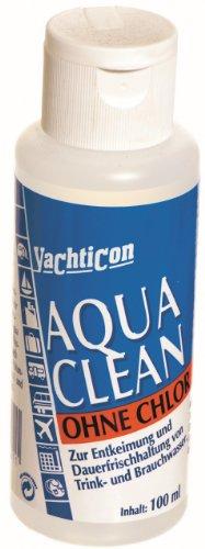 Aqua-Clean-von-Yachticon-AC-1000-ohne-Chlor-100-ml-fr-1000-Liter-Trinkwasser-ttet-Bakterien-wie-zB-Cholera-Salmonellen-etc