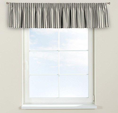 Dekoria bleistiftfalten querbehang for Fenster querbehang