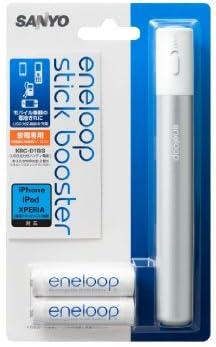 SANYO eneloop USB出力付ハンディ電源(単3形2個セット) KBC-D1BS