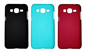 Winsome Deal 3 Pieces of Exclusive Quality Hard Back Cover Case For Samsung Galaxy ON5