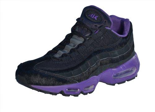 5f4505da86 Nike Men's Air Max '95 Attack Pack Shoes Horse Hair Black/Purple ...