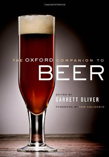 The Oxford Companion to Beer image