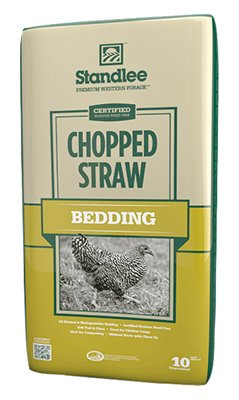 Standlee Hay 1600-70101-0-0 25 lbs. Cert Chopped Straw (Chicken Hay compare prices)