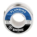 BernzOmatic SSW800 8 oz. Lead Free, General Purpose/Plumbing Solder