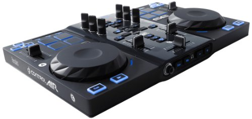 "Review Hercules 4780722 DJ Controller with ""Touch"" and ""Air"" Controls"