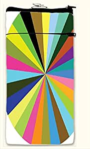 Active Elements Cool Multipurpose both side printed, waterproof Smart mobile pouch Design No-PUC-14581-M Comfortably Fit for Phone Size up to Samsung S4/S4/ S3 mini/ S4 mini/ Blackberry etc.