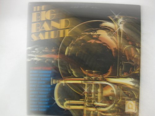 The Big Band Salute 12 Great Stars 12 Great Songs Vinyl at Amazon.com