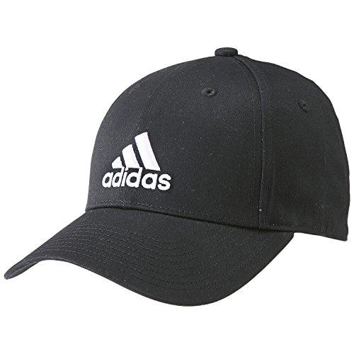 Adidas Perf Cap Co Cappellino Unisex, Nero/Bianco (Aj9217-Nero/Nero/Bianco), Osfc