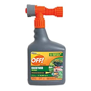 Amazon.com : Off! Mosquito Killer And Repellent Mosquitoes ...