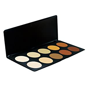 Royal Care Cosmetics 10 Color Professional Camouflage Concealer Palette