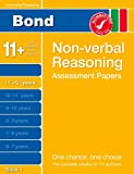 Bond Non-verbal Reasoning Assessment Papers 11+-12+ years Book 1