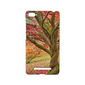 BLUEDIO Designer 3D Printed Back case cover for Xiaomi Mi4i / Xiaomi Mi 4i - G5949